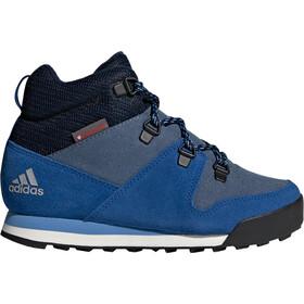 adidas TERREX SnowPitch Vintersko Børn, blå
